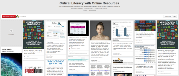 Click the image to access my Pinterest board with resources to support teachers in this area.