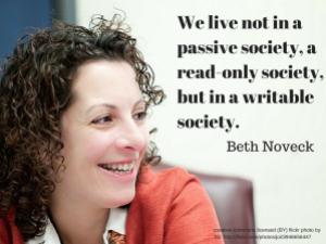 Beth Noveck Open Gov